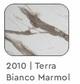 2010 terra bianco marmol