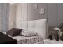 Κρεβάτι με ύφασμα Monica  υπέρδιπλο με μηχανισμό αποθηκευτικού χώρου 160x200 - 2