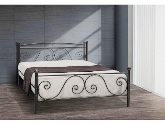 Μεταλλικό κρεβάτι ΡΟΔΟΣ - 1