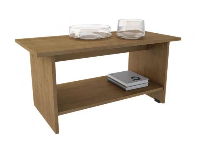 Τραπεζάκι σαλονιού 1ράφι  Coffee table 1shelf 45x60x45 11410601 - 1