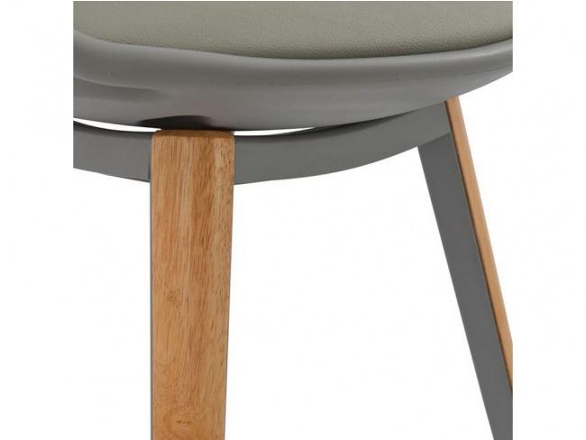 Καρέκλα ANAIS σε γκρι χρώμα HM8049.10 - 8