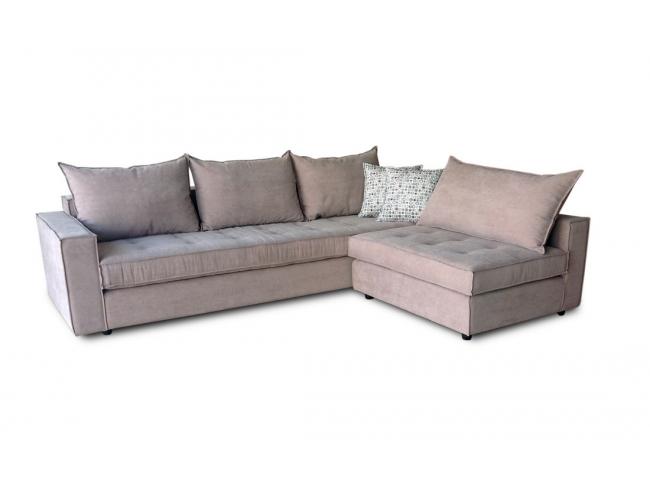 Γωνιακός Καναπές CHRIS 2.55x2.00m - 2