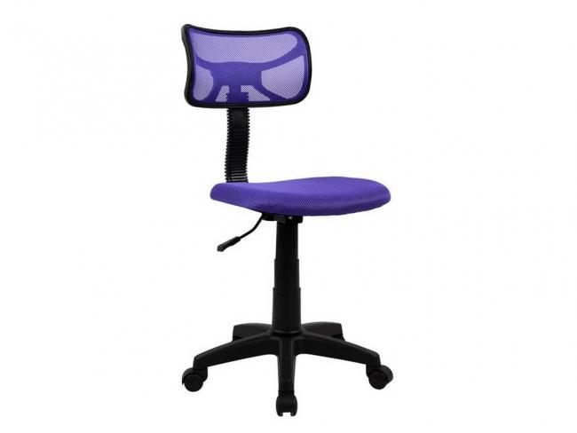 Καρέκλα Γραφείου  Μωβ     HM1026.04   40,5X50,5X91,5