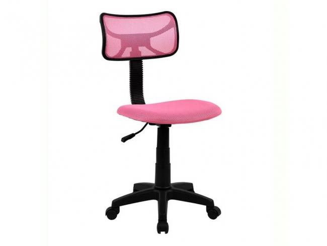 Καρέκλα Γραφείου Ροζ   HM1026.05 40,5X50,5X91,5