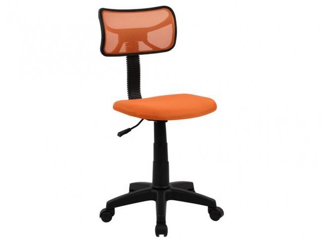 Καρέκλα Γραφείου  Πορτοκαλί    HM1026.02  40,5X50,5X91,5cm