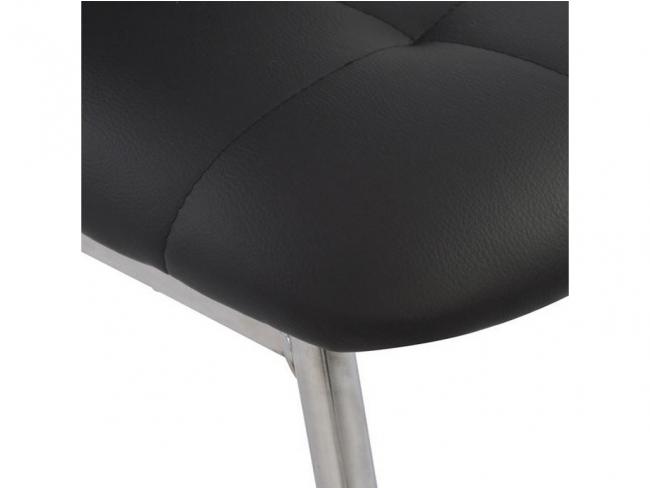 Καρέκλα PILAR HM0176.02 ΜΑΥΡΟ - 10