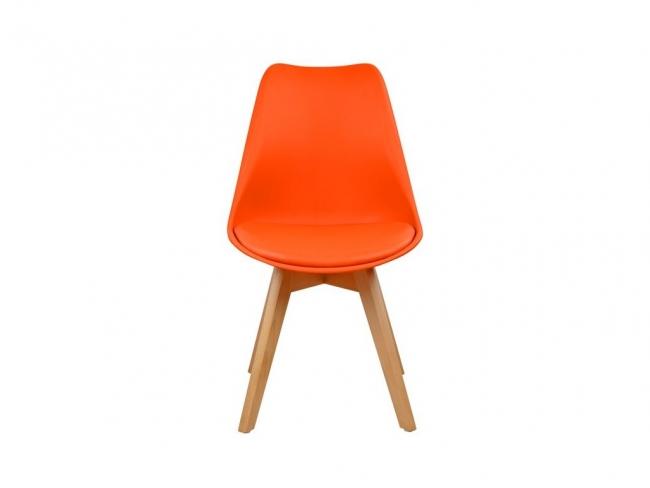 Καρέκλα VEGAS HM0033.05  ΠΟΡΤΟΚΑΛΙ - 2
