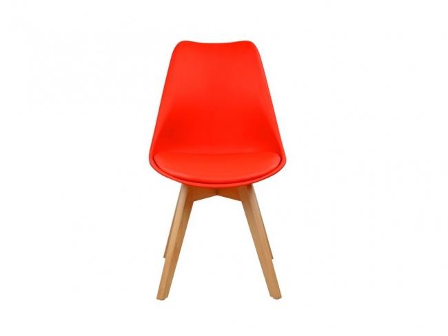 Καρέκλα VEGAS HM0033.04  ΚΟΚΚΙΝΗ - 2