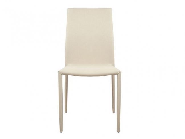 Καρέκλα TETA HM0065.01 εκρού - 2