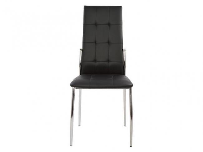 Καρέκλα PILAR HM0176.02 ΜΑΥΡΟ - 3