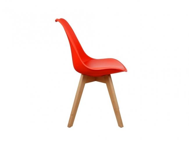 Καρέκλα VEGAS HM0033.04  ΚΟΚΚΙΝΗ - 3