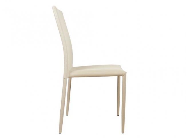 Καρέκλα TETA HM0065.01 εκρού - 3