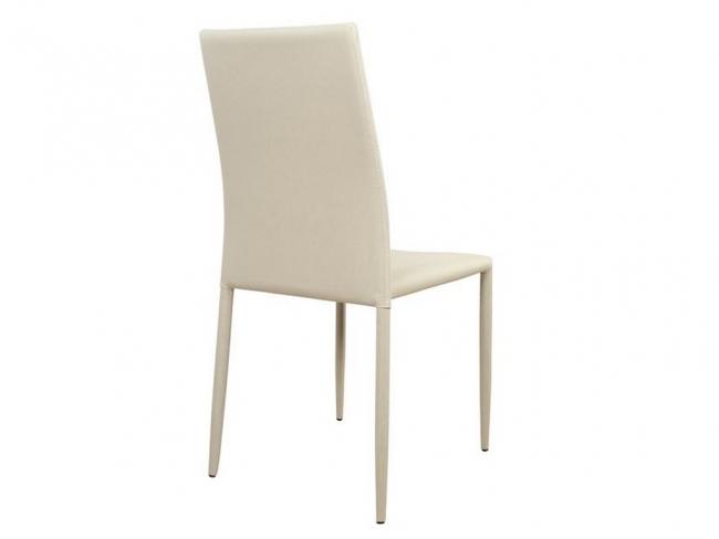 Καρέκλα TETA HM0065.01 εκρού - 4