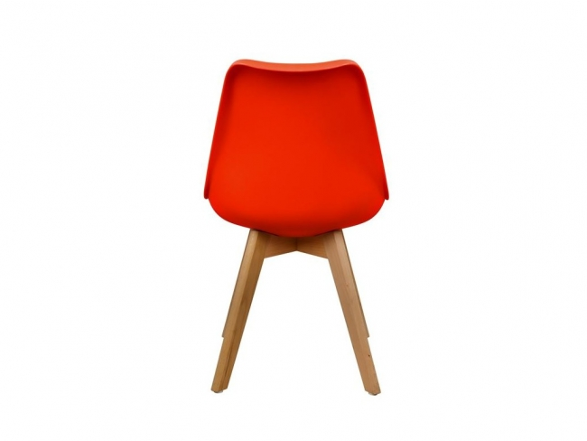 Καρέκλα VEGAS HM0033.04  ΚΟΚΚΙΝΗ - 5