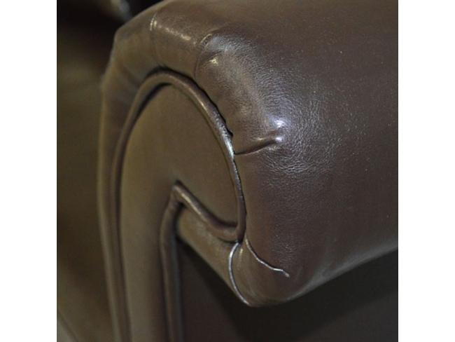 Ανάκλινδρο NIOVI  καφέ σκούρο HM3007.01 (1.90x0.61 cm) - 8