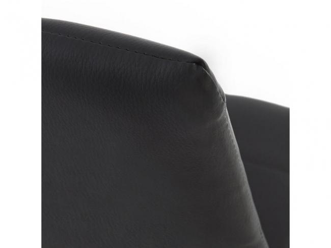 Καρέκλα PILAR HM0176.02 ΜΑΥΡΟ - 7
