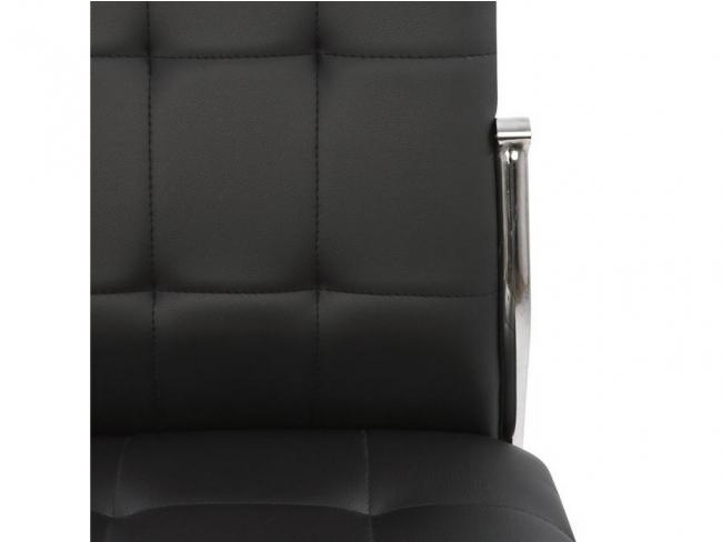 Καρέκλα PILAR HM0176.02 ΜΑΥΡΟ - 8