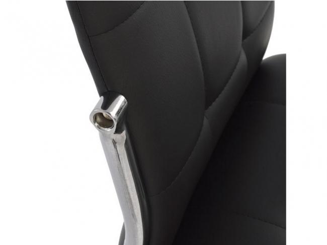 Καρέκλα PILAR HM0176.02 ΜΑΥΡΟ - 9