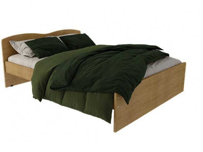 Κρεβάτι Μελαμίνης Κύμα ALN - 1