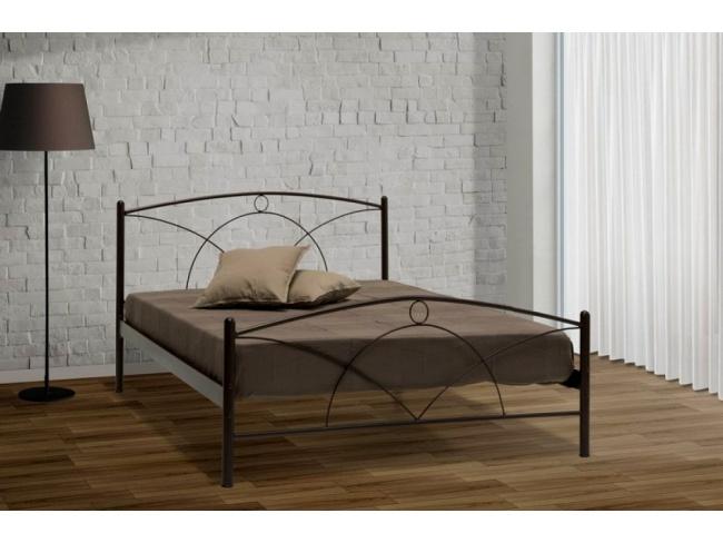 Μεταλλικό κρεβάτι ΝΑΞΟΣ - 1