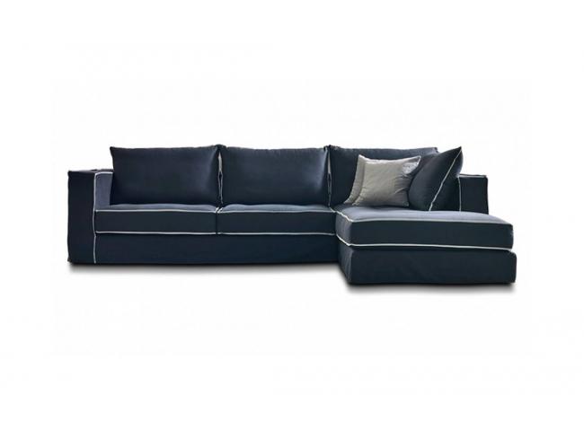 Γωνιακός Καναπές DENNIS  2.55x1.80m - 2